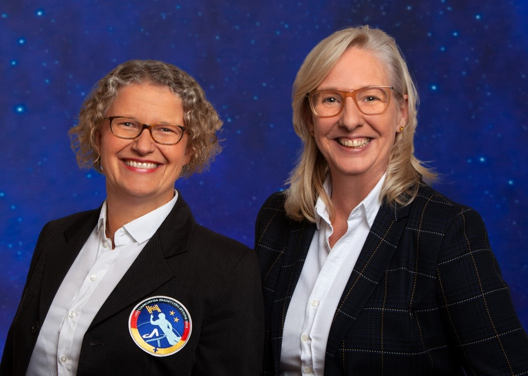 Gesellschafter Astronautin GmbH