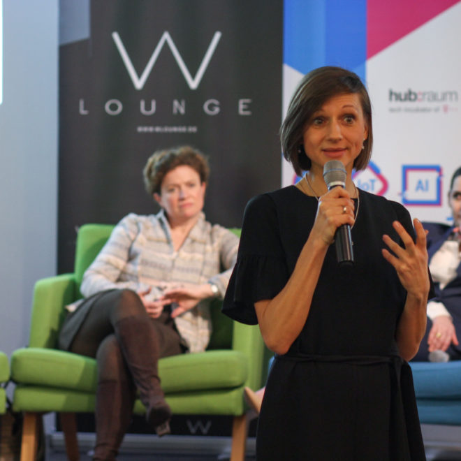 Janine Tychsen - Speakerin at WLOUNGE